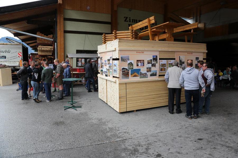 60 Jahre Holzbau Egger Dorfgastein0001